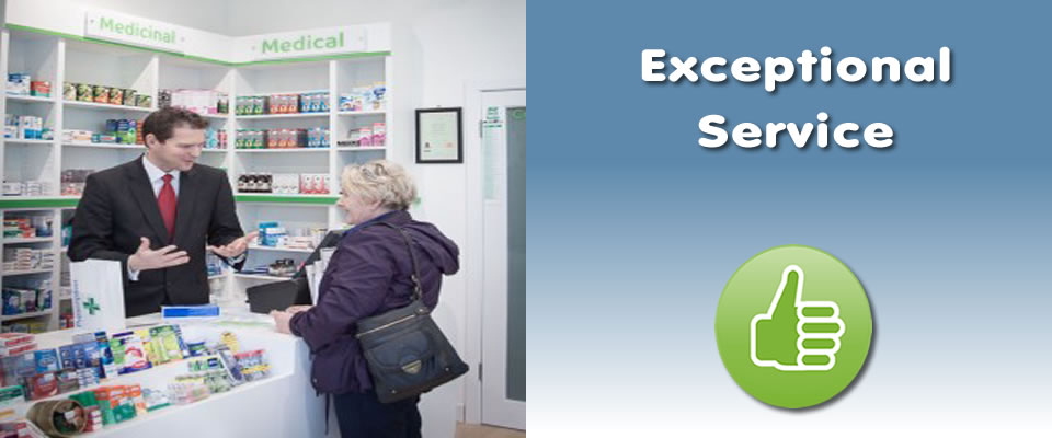 exceptional customer service at whelans pharmacy gorey chemists