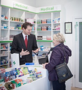 Your Local Pharmacy Gorey for exceptional service and advice